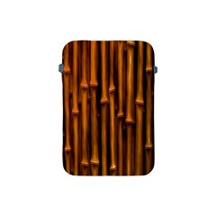 Abstract Bamboo Apple Ipad Mini Protective Soft Cases by Simbadda
