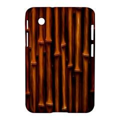 Abstract Bamboo Samsung Galaxy Tab 2 (7 ) P3100 Hardshell Case