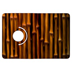 Abstract Bamboo Kindle Fire Hdx Flip 360 Case by Simbadda