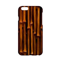 Abstract Bamboo Apple Iphone 6/6s Hardshell Case by Simbadda