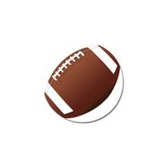Football American Sport Ball Golf Ball Marker (10 Pack) by Alisyart