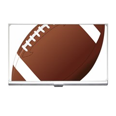 Football American Sport Ball Business Card Holders by Alisyart
