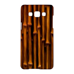 Abstract Bamboo Samsung Galaxy A5 Hardshell Case