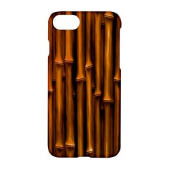 Abstract Bamboo Apple Iphone 7 Hardshell Case by Simbadda