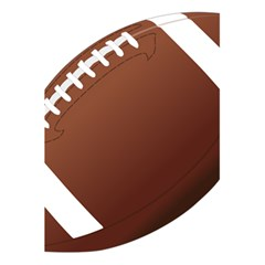 Football American Sport Ball 5 5  X 8 5  Notebooks by Alisyart