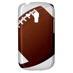 Football American Sport Ball Galaxy S3 Mini by Alisyart