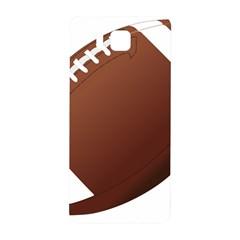Football American Sport Ball Samsung Galaxy Alpha Hardshell Back Case by Alisyart