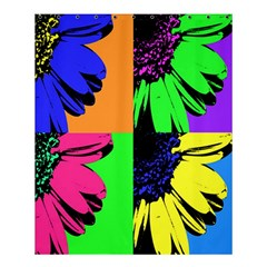 Flower Pop Sunflower Shower Curtain 60  X 72  (medium)  by Alisyart