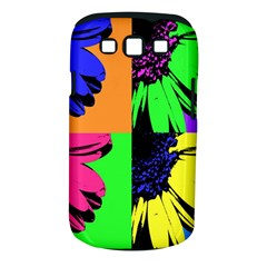 Flower Pop Sunflower Samsung Galaxy S Iii Classic Hardshell Case (pc+silicone) by Alisyart