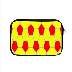 Football Blender Image Map Red Yellow Sport Apple Macbook Pro 15  Zipper Case by Alisyart