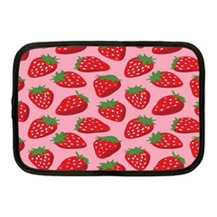 Fruit Strawbery Red Sweet Fres Netbook Case (medium)  by Alisyart