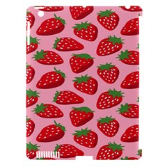 Fruit Strawbery Red Sweet Fres Apple Ipad 3/4 Hardshell Case (compatible With Smart Cover) by Alisyart
