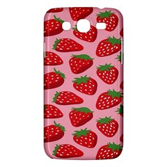 Fruit Strawbery Red Sweet Fres Samsung Galaxy Mega 5 8 I9152 Hardshell Case  by Alisyart