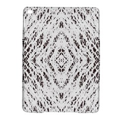 Pattern Monochrome Terrazzo Ipad Air 2 Hardshell Cases by Simbadda