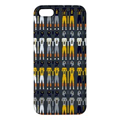 Football Uniforms Team Clup Sport Apple Iphone 5 Premium Hardshell Case by Alisyart