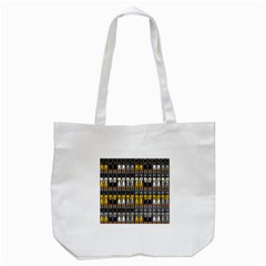 Football Uniforms Team Clup Sport Tote Bag (white) by Alisyart