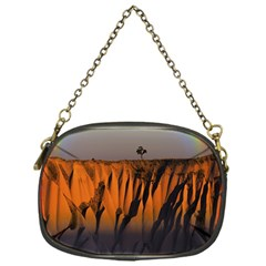 Rainbows Landscape Nature Chain Purses (one Side)  by Simbadda