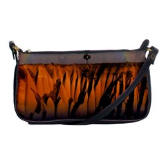 Rainbows Landscape Nature Shoulder Clutch Bags by Simbadda