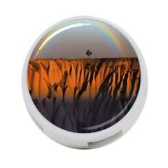 Rainbows Landscape Nature 4 Port Usb Hub (one Side) by Simbadda