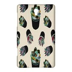 Succulent Plants Pattern Lights Samsung Galaxy Tab S (8 4 ) Hardshell Case  by Simbadda