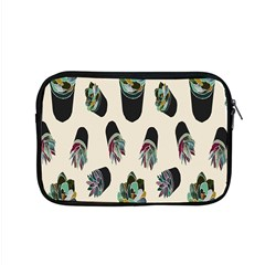 Succulent Plants Pattern Lights Apple Macbook Pro 15  Zipper Case by Simbadda