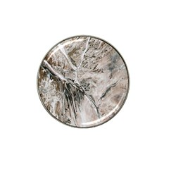 Earth Landscape Aerial View Nature Hat Clip Ball Marker (4 Pack) by Simbadda