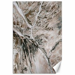 Earth Landscape Aerial View Nature Canvas 20  X 30   by Simbadda
