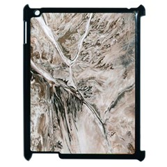 Earth Landscape Aerial View Nature Apple Ipad 2 Case (black) by Simbadda