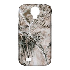 Earth Landscape Aerial View Nature Samsung Galaxy S4 Classic Hardshell Case (pc+silicone) by Simbadda