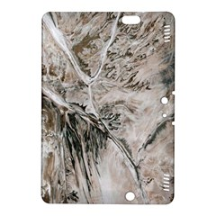Earth Landscape Aerial View Nature Kindle Fire Hdx 8 9  Hardshell Case by Simbadda
