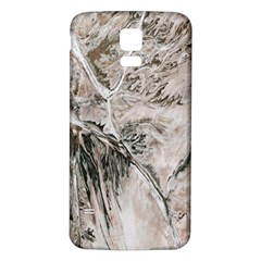 Earth Landscape Aerial View Nature Samsung Galaxy S5 Back Case (white) by Simbadda