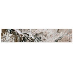 Earth Landscape Aerial View Nature Flano Scarf (large) by Simbadda