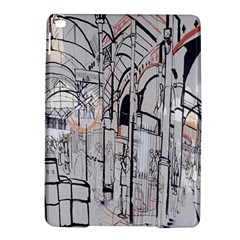 Cityscapes England London Europe United Kingdom Artwork Drawings Traditional Art Ipad Air 2 Hardshell Cases by Simbadda