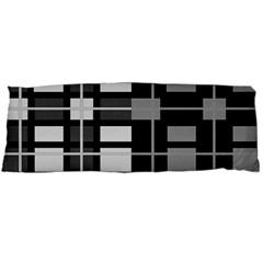 Pattern Body Pillow Case Dakimakura (two Sides) by Valentinaart