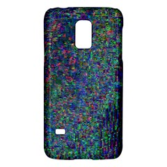 Glitch Art Galaxy S5 Mini by Simbadda