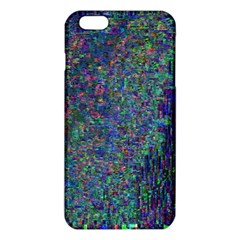 Glitch Art Iphone 6 Plus/6s Plus Tpu Case by Simbadda