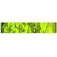 Concept Art Spider Digital Art Green Flano Scarf (large) by Simbadda