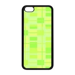 Pattern Apple Iphone 5c Seamless Case (black) by Valentinaart