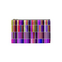 Plasma Gradient Gradation Cosmetic Bag (small)  by Simbadda