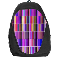 Plasma Gradient Gradation Backpack Bag