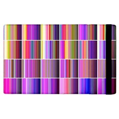 Plasma Gradient Gradation Apple Ipad 3/4 Flip Case by Simbadda