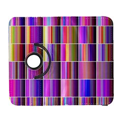 Plasma Gradient Gradation Galaxy S3 (flip/folio) by Simbadda
