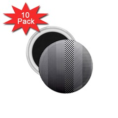 Semi Authentic Screen Tone Gradient Pack 1 75  Magnets (10 Pack)  by Simbadda
