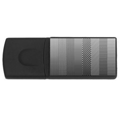 Semi Authentic Screen Tone Gradient Pack Usb Flash Drive Rectangular (4 Gb) by Simbadda