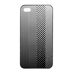 Semi Authentic Screen Tone Gradient Pack Apple Iphone 4/4s Seamless Case (black) by Simbadda