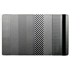 Semi Authentic Screen Tone Gradient Pack Apple Ipad 2 Flip Case by Simbadda