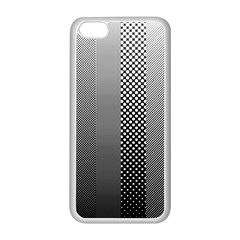 Semi Authentic Screen Tone Gradient Pack Apple Iphone 5c Seamless Case (white) by Simbadda