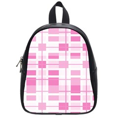 Pattern School Bags (small)  by Valentinaart