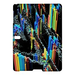Abstract 3d Blender Colorful Samsung Galaxy Tab S (10 5 ) Hardshell Case  by Simbadda