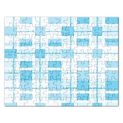 Pattern Rectangular Jigsaw Puzzl by Valentinaart